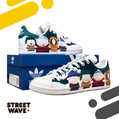 Кроссовки Adidas Stan Smith // South Park //