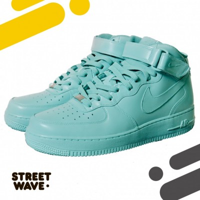 Кроссовки Nike Air Force 1 Mid // South Beach //
